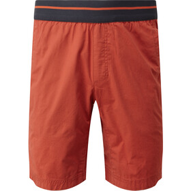 Rab Crank Shorts Herren red clay